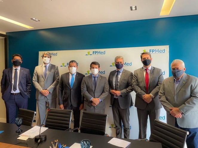 ANS participa de reunião com a Frente Parlamentar Mista de Medicina