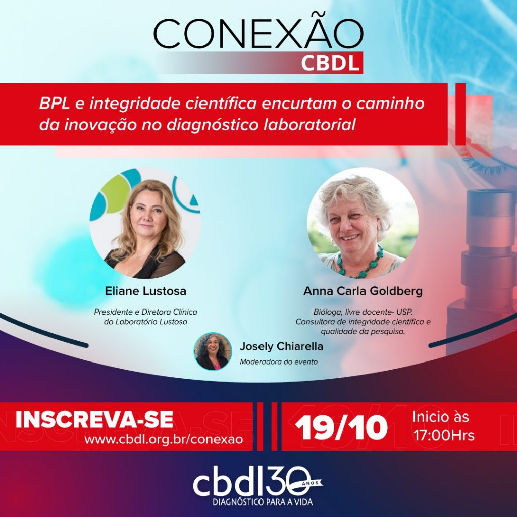Evento Conexão CBDL