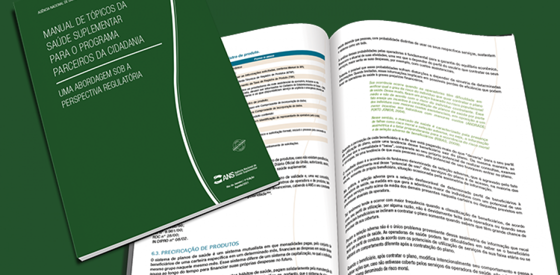 ANS lança publicação sobre regras do setor de planos de saúde