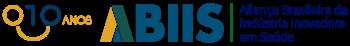 Logotipo ABIIS 10 Anos