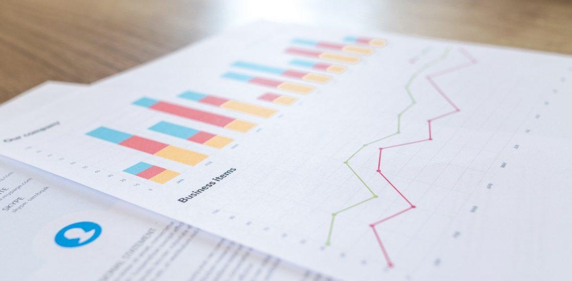 Gráfico de Finanças